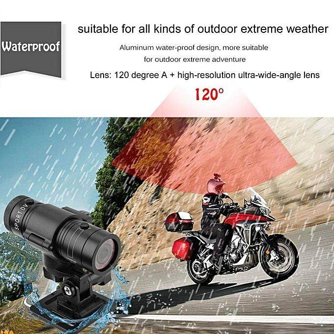ELEC Full HD 1080P DV Mini Waterproof Sport Camera Bike Helmet Action DVR Video Cam