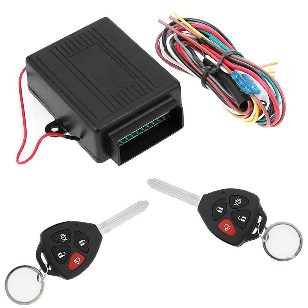 〔sunyueydeng〕Car Central Control Door Lock Keyless Entry System Auto Remote Central Kit
