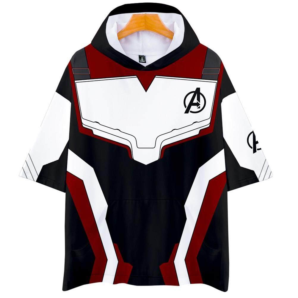 ec92d08c Summer Movie Marvel Avengers 4 Short Sleeve T Shirt Unisex 3D Print T-shirt  Cool