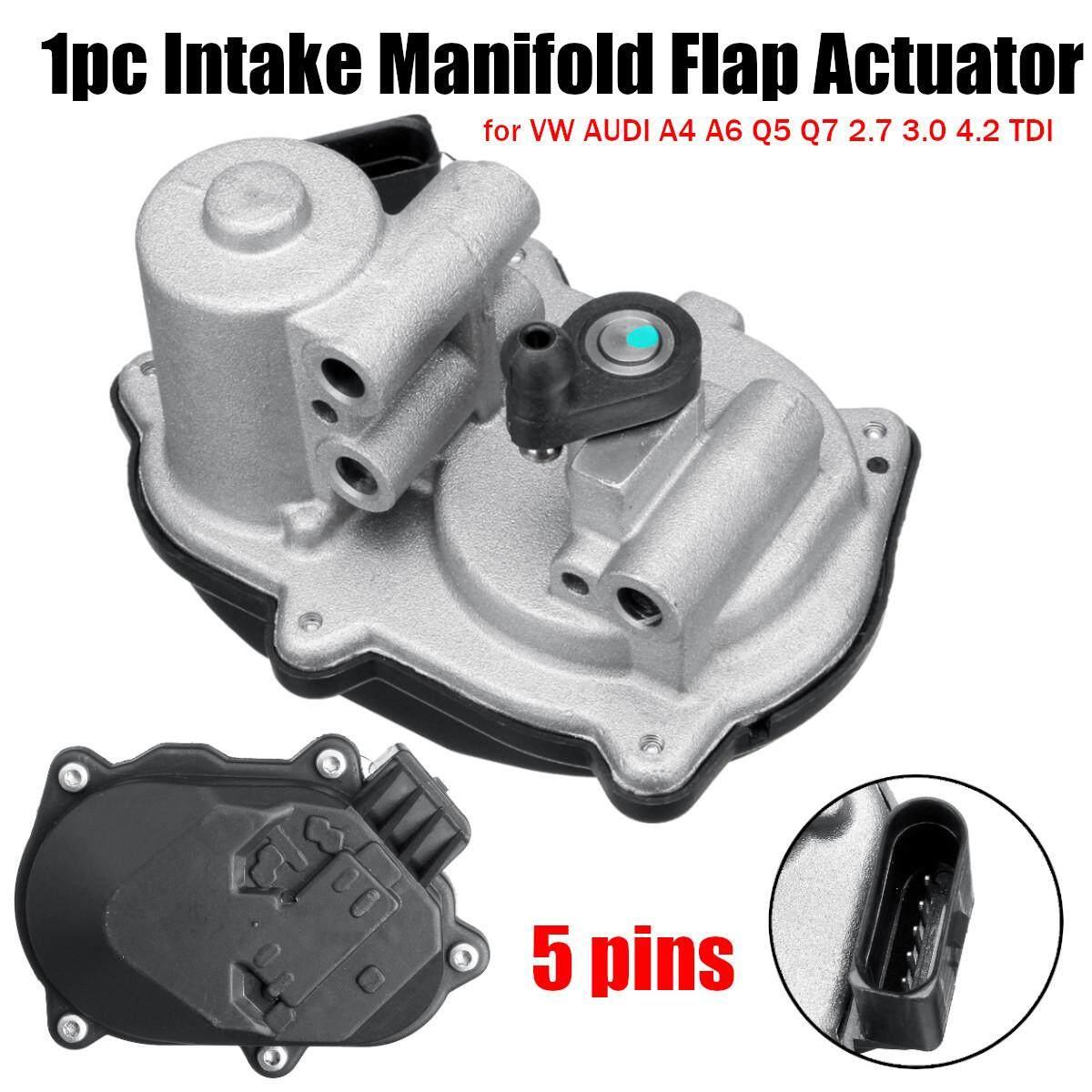 Asupan Flap Lipat Ganda Mesin Aktuator Untuk Audi Vw 2.7 3.0 4.2 A4 A6 Q5 Q7 059129086 K By Autoleader.