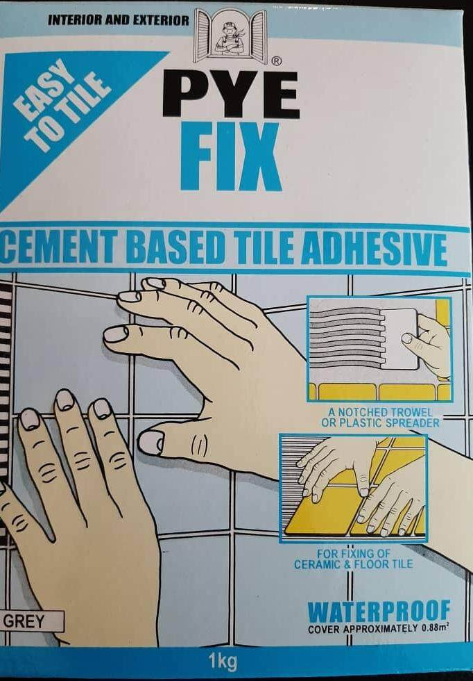 PYE FIX (Tile Adhesive)