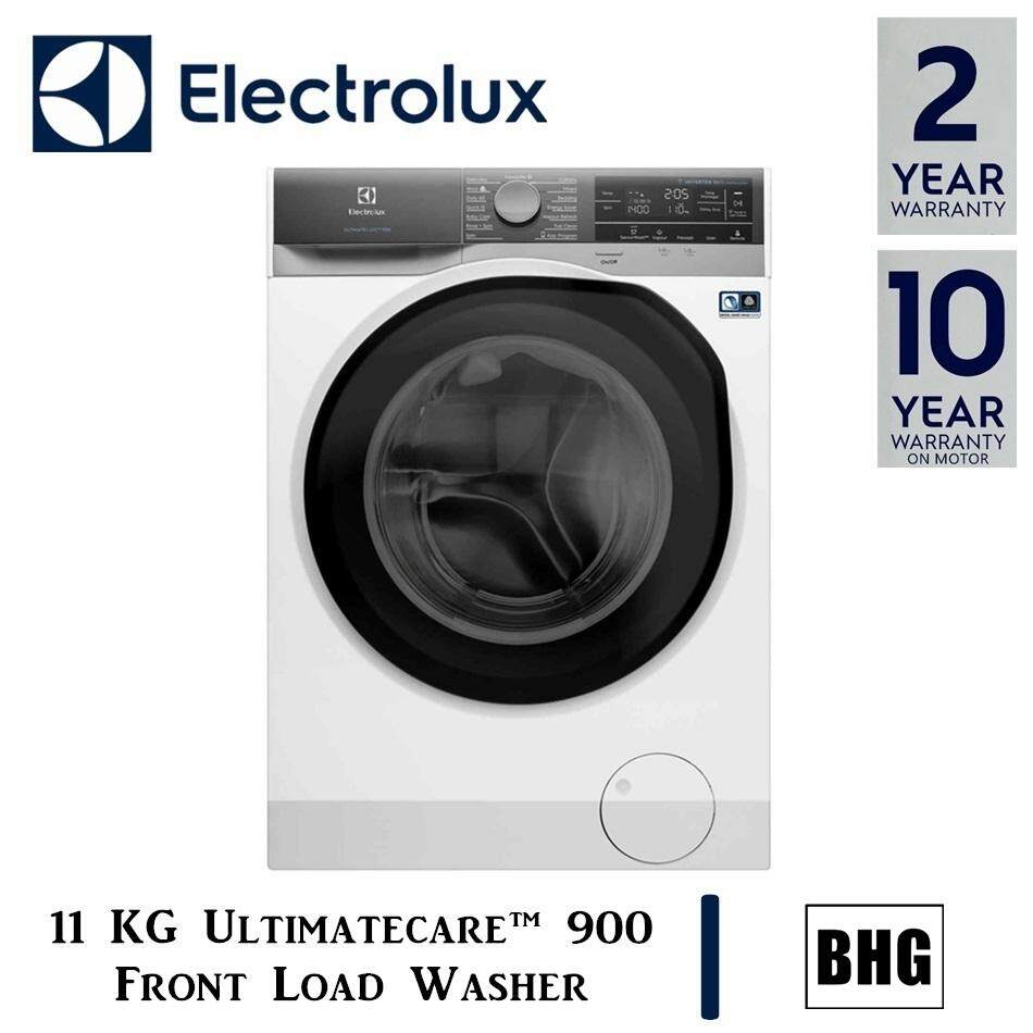 [MODEL 2019] ELECTROLUX 11KG ULTIMATECARE™ 900 FRONT LOAD WASHER WITH SENSORWASH™ TECHNOLOGY / EWF1141AEWA