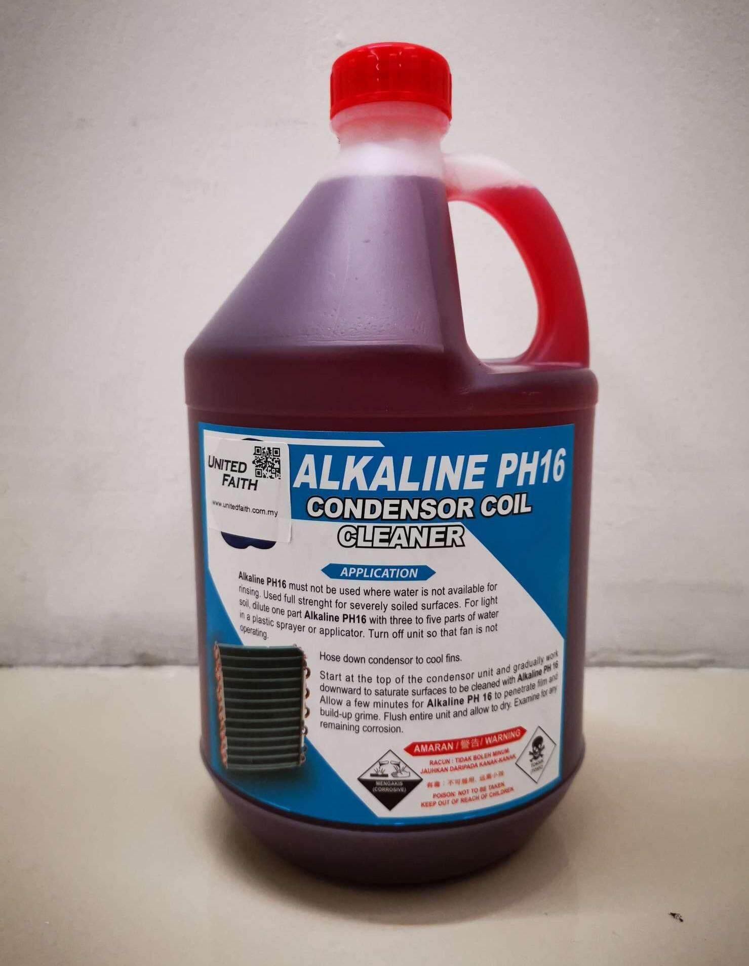 Alkaline Coil Cleaner For Aircond Servicing By Ues.