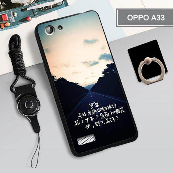 Casing for OPPO A33/NEO 7 Luxury 360 Degree Full Protection Cover TPU Soft Matte
