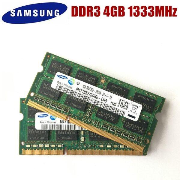 Bảng giá 4 GB 2Rx8 Pc3-10600S Ddr3 1333Mhz 4 GB Bộ Nhớ Máy Tính Xách Tay 4G Pc3 10600S 1333 MHz Máy Tính Xách Tay Mô-đun SODIMM RAM Phong Vũ