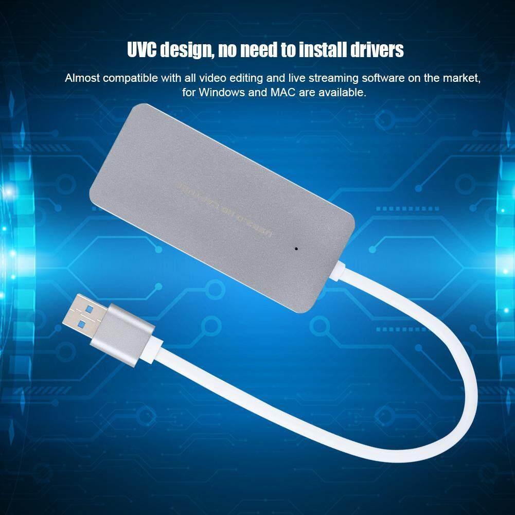 EZCAP265 HDMI to USB3.0 UVC Video Capture Card Aluminum Alloy HD Recorder