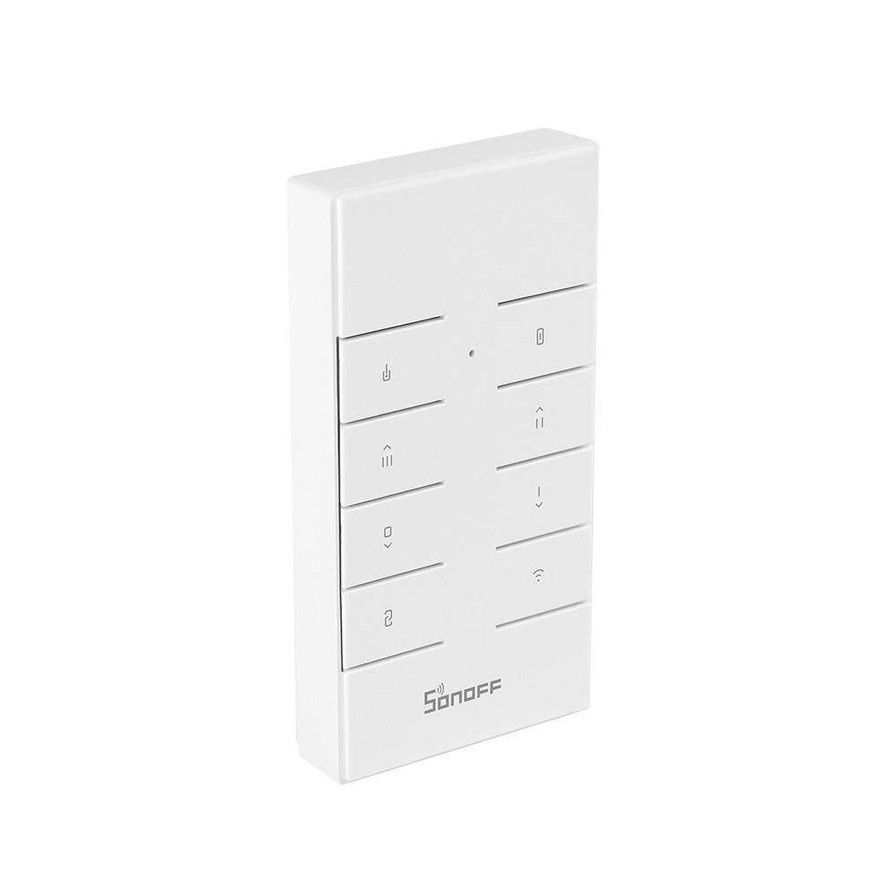 SONOFF Sonoff RM433 + RM433-Bộ điều khiển từ xa cơ sở Phiên bản cập nhật với Giá đỡ bộ điều khiển cơ sở RM433 Thích hợp cho SONOFF Basicrf / Slampher / iFan03 / 4CHProR2 / TX series / 433 RF Bridge