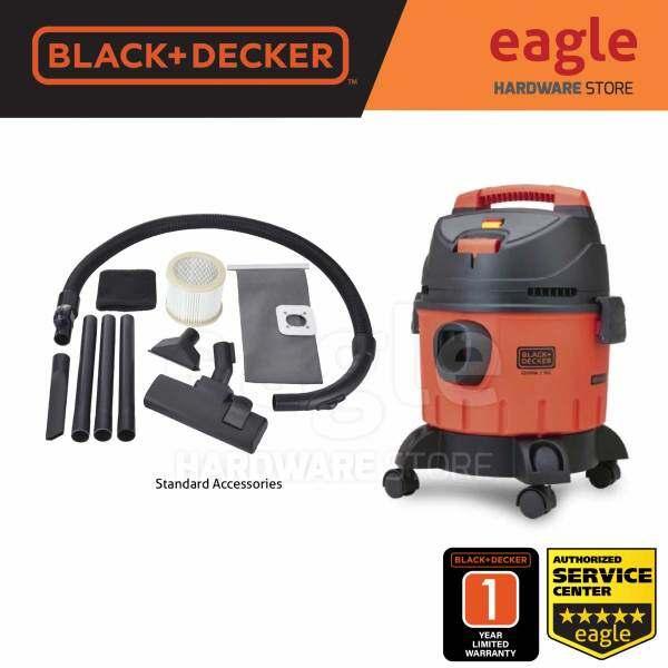 Black & Decker BDWD10-B1 1200W 10 Liter Multifunction Vacuum Cleaner ( BDWD10 )