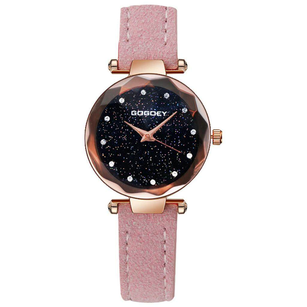 BPFAIR Fashion Mens Womens Classic Casual Quartz Watch Leather Watches Free shipping Malaysia