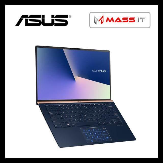 ASUS Zenbook UX333F-NA4050T (i5-8265U/MX150 2GD5/8GB D3/512GB PCIe 3x2 NVMe M.2 SSD/13.3 FHD/WIN10/2Y) Malaysia