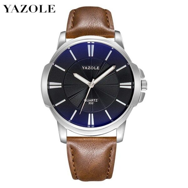 YAZOLE 332 Top Luxury Brand Watch For Man Fashion Sports Men Quartz Watches Trend Wristwatch Gift For Male jam tangan lelaki Malaysia
