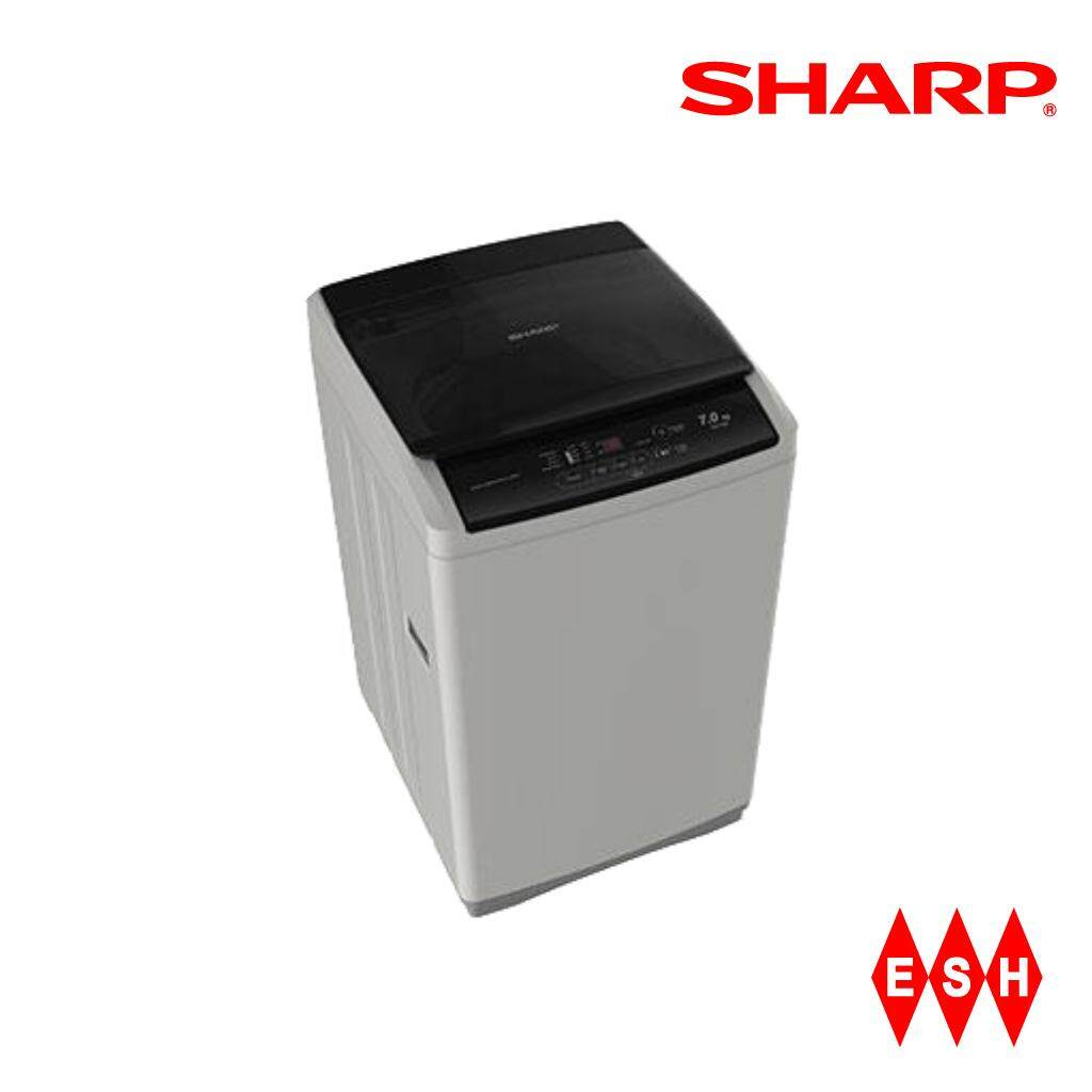 Sharp ES718X 7kg Top Load Washing Machine