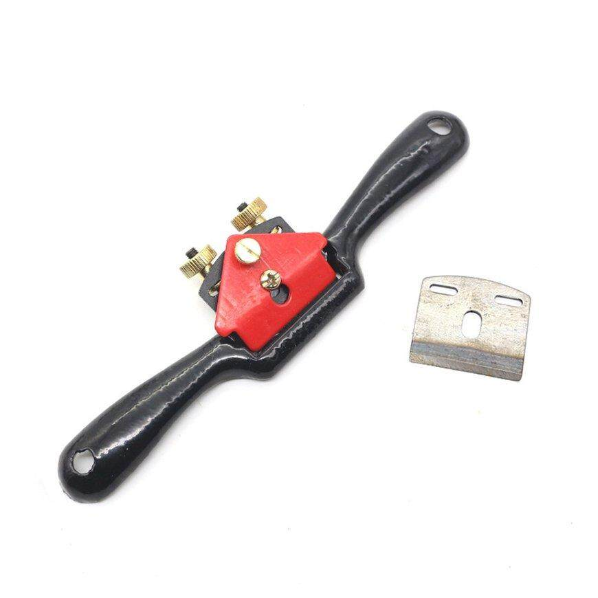 PKPNS 9/215mm Adjustable Woodworking Planer Screw Planer Shave Wood Cutting Edge