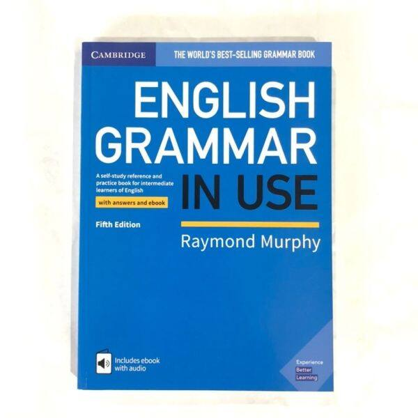 The 4th Edition Cambridge English Grammar Book Advanced /Essential/ English Primary School /Junior High School /Advanced Malaysia