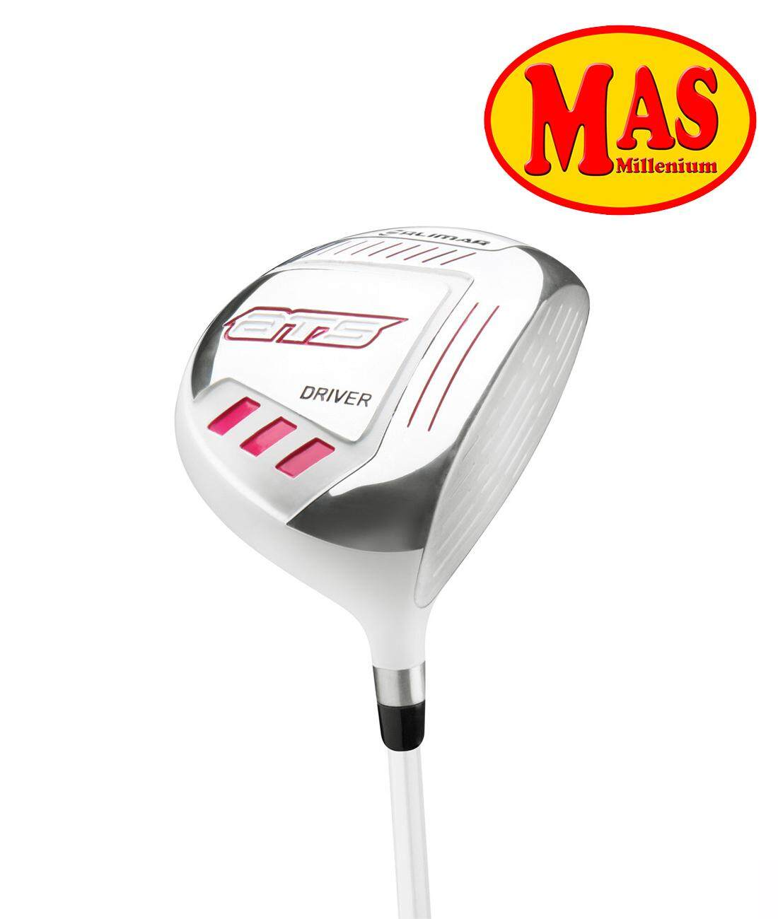 Orlimar Ats Junior Girls Pink Series Driver (rh Ages 5-8) By Mas Millenium Golf.