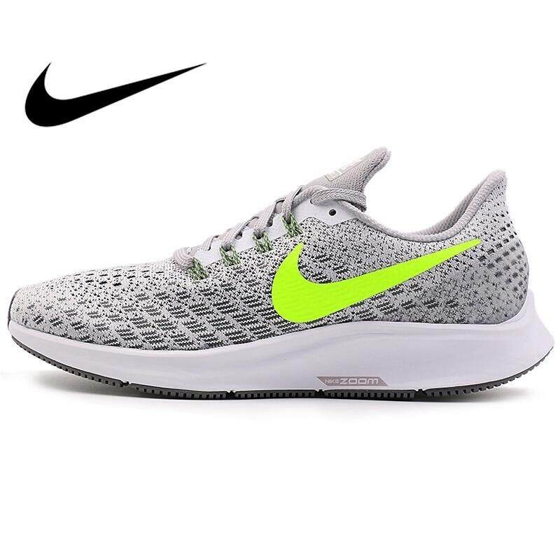 best sneakers 769f8 7b291 Original New Arrival 2018 NIKE AIR ZOOM PEGASUS 35 Women s Running Shoes  Mesh Breathable Stability Sport