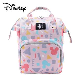 Túi Tã Trẻ Em Disney Chính Hãng Túi Sắp Xếp Sức Chứa Lớn Cho Mẹ Thai Sản Không Thấm Nước Du Lịch Xe Đẩy Em Bé Túi Xu Hướng Thời Trang thumbnail
