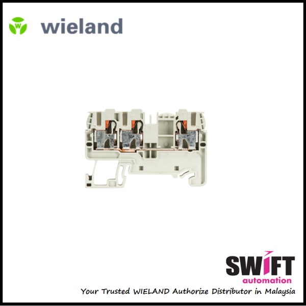 56.203.5055.0 WIELAND FEED-THROUGH TERMINAL WTP 2,5/4 D1/2