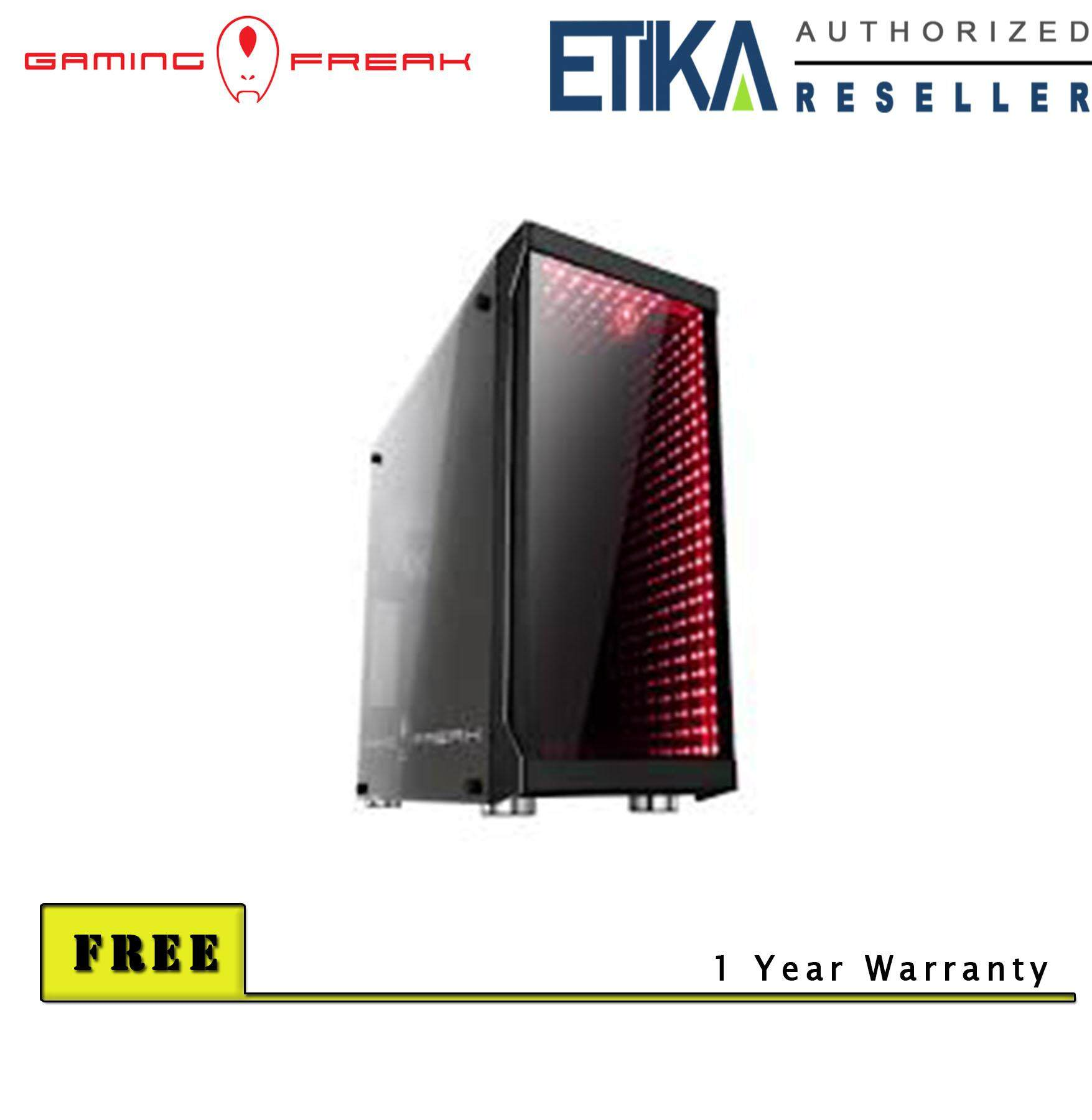 Gaming Freak Star Gate M880G Premium Middle Tower Case Malaysia
