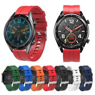 Tương Thích Với Dây Đeo Đồng Hồ Huawei GT2 46Mm, Dây Đeo Sillicon Thay Thế 22Mm Cho Đồng Hồ Samsung Galaxy 3 45Mm Đồng Hồ Huawei GT Classic Watch GT Sport Watch GT Active Smartwatch thumbnail