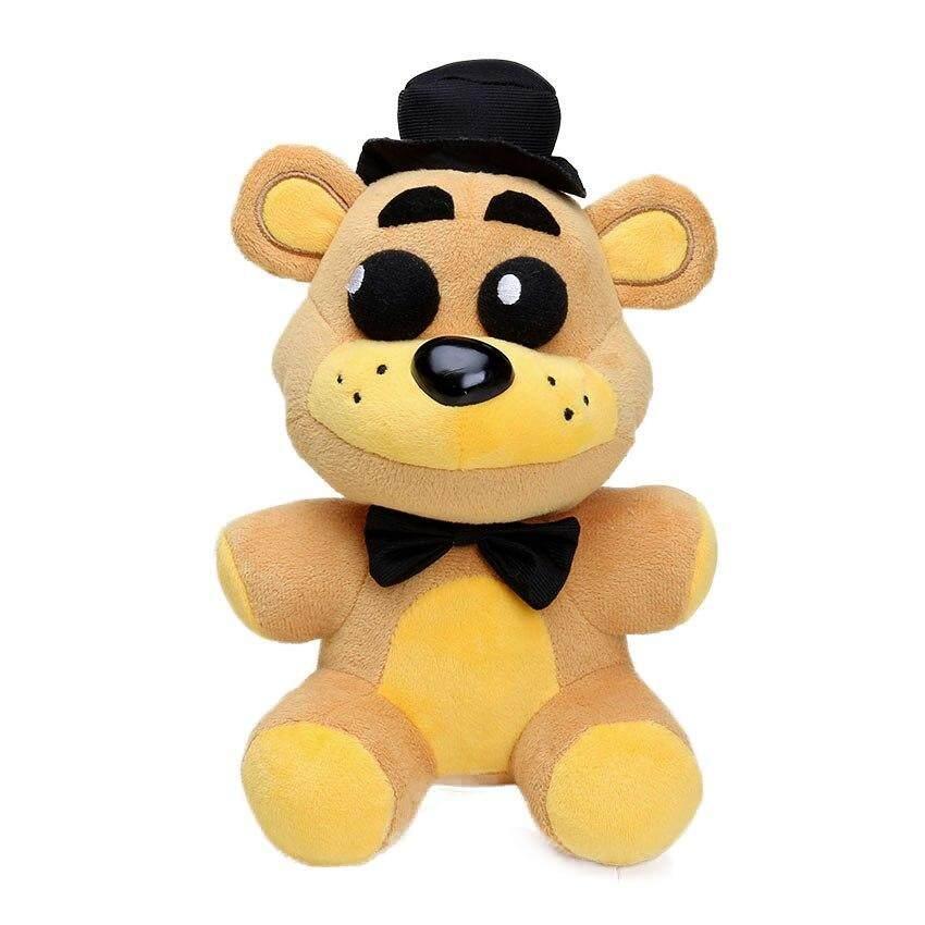 43cm*30cm Cartoon Fnaf Five Nights At Freddys Pillow Bonnie Chica Foxy Fazbear Cushion Plush Toys Toys & Hobbies