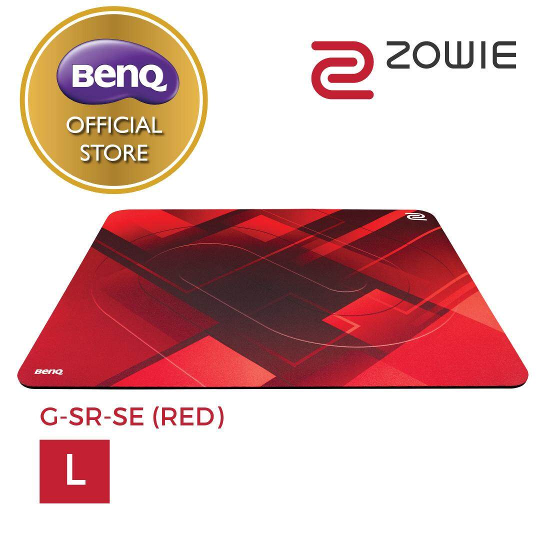 BenQ ZOWIE G-SR-SE Esports Gaming Mousepad (Red) (Large) Malaysia