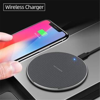 Winstong [GY-68L] Đế Sạc Không Dây Qi, Đế Sạc Nhanh 10W Dành Cho iPhone Samsung Huawei Xiaomi thumbnail