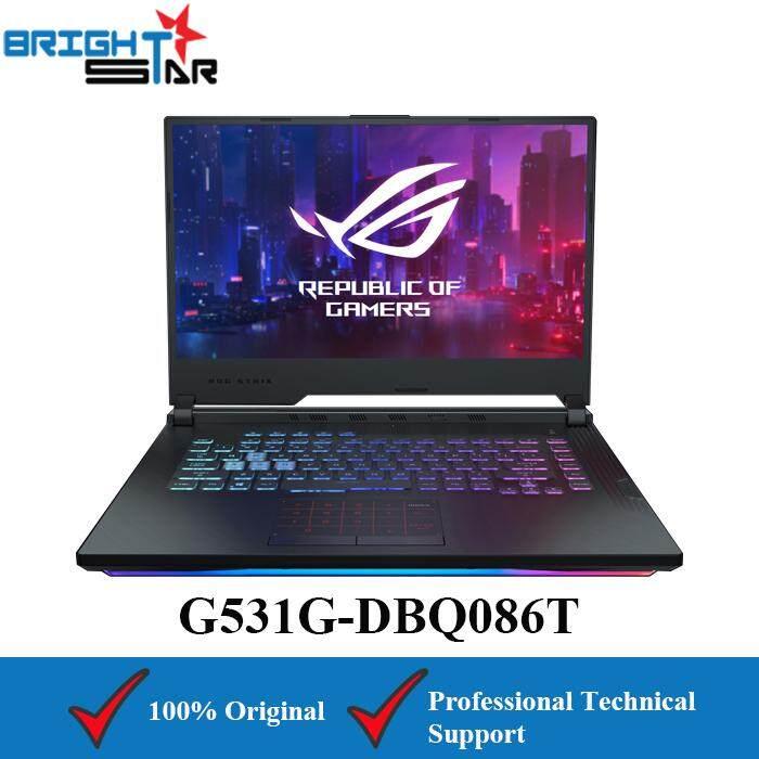 ASUS ROG Strix G G531G-DBQ086T (Intel I5-9300H/4GB/512GB SSD/GTX1050 4GB/15.6Inch/60Hz) Malaysia