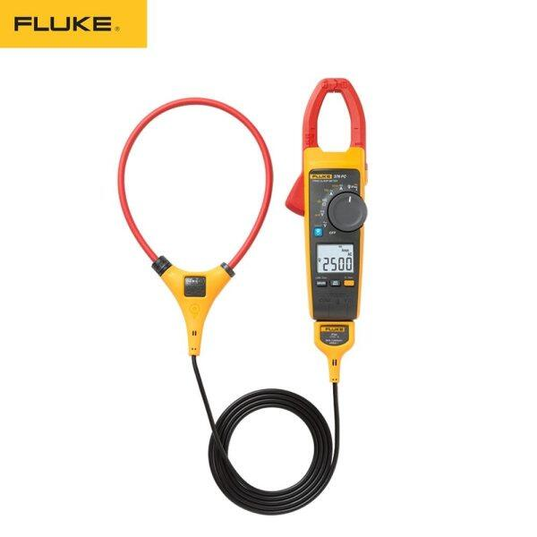 Fluke 376 FC True RMS 1000A AC/DC Clamp Meter with IFlex 2500A AC with A NIST-Traceable Calibration Certificate Fluke 376-FC