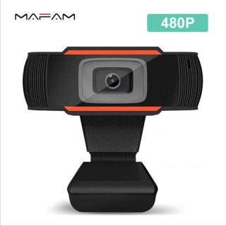 Webcam, Máy Ảnh Web Full HD 1080P 720P 480P Webcam Cắm USB Tích Hợp Micro Dành Cho PC Máy Tính Mac Laptop Máy Tính Để Bàn YouTube Skype Webcam PC mini PC với camera xoay đầu cắm USB cho công việc hội nghị cuộc gọi video trực tiếp thumbnail