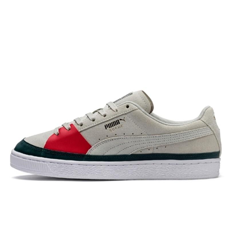 Puma Men Suede Skate Shoes Sepatu