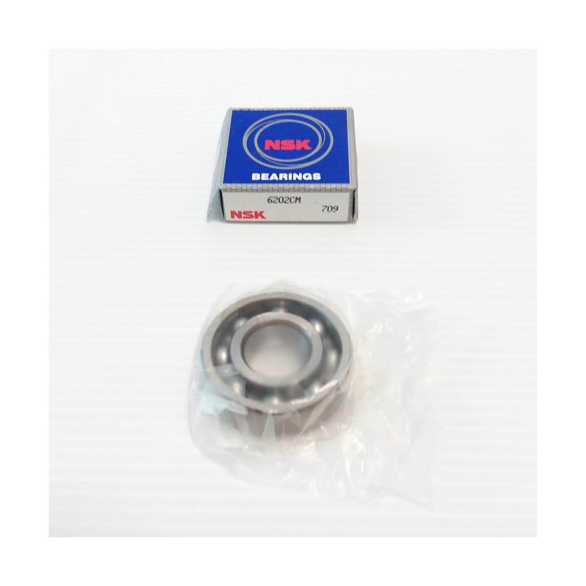 Bearing – 6202 (nsk) By Thl Motor Parts Online.
