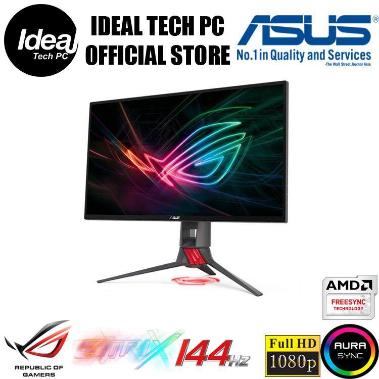 Madison : Asus gaming monitor 27' fhd 1ms 144hz