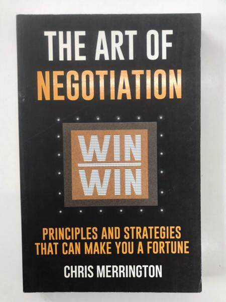 The Art Of Negotiation (CLEARANCE) Malaysia