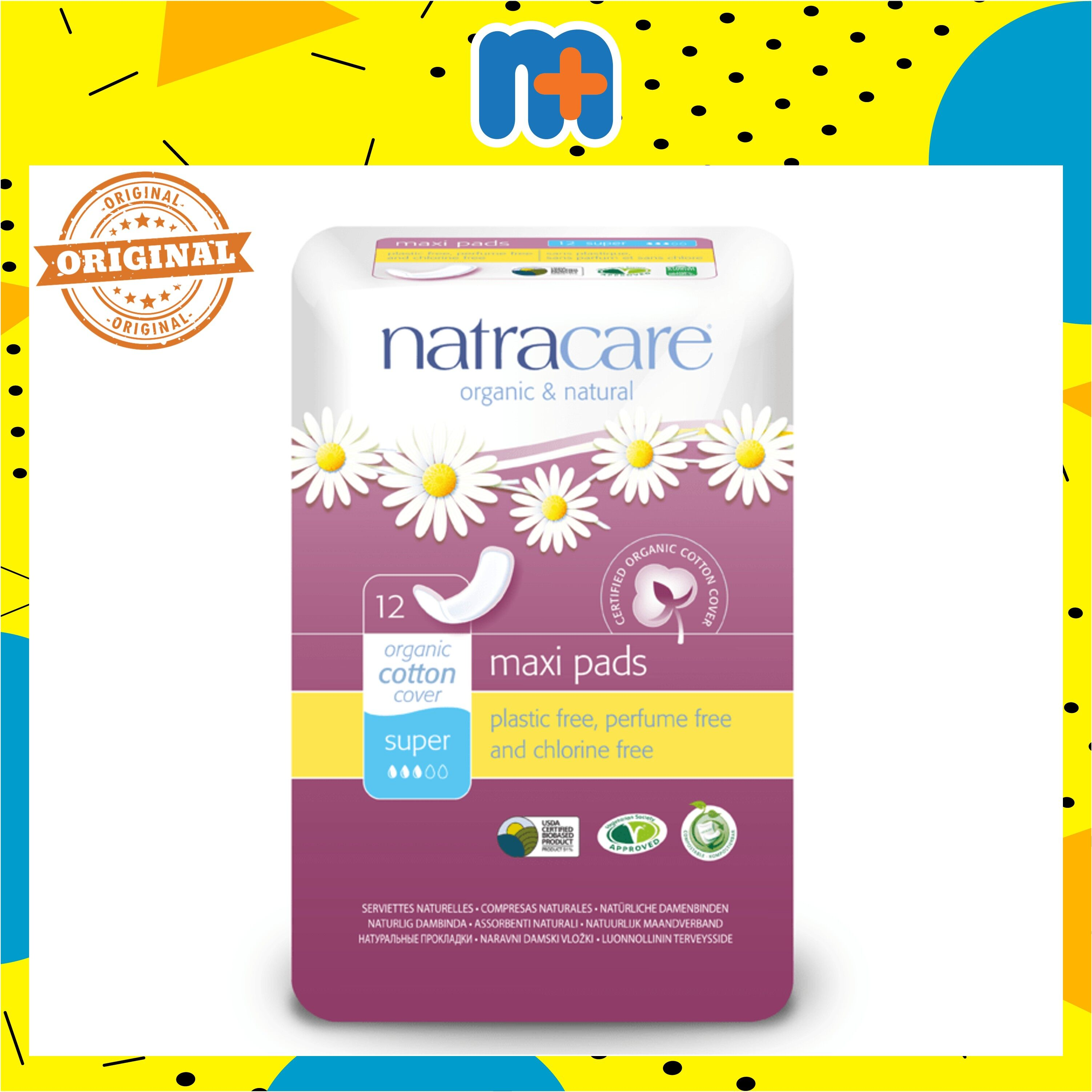 Natracare New Mother Nursing Pads 26 Pieces