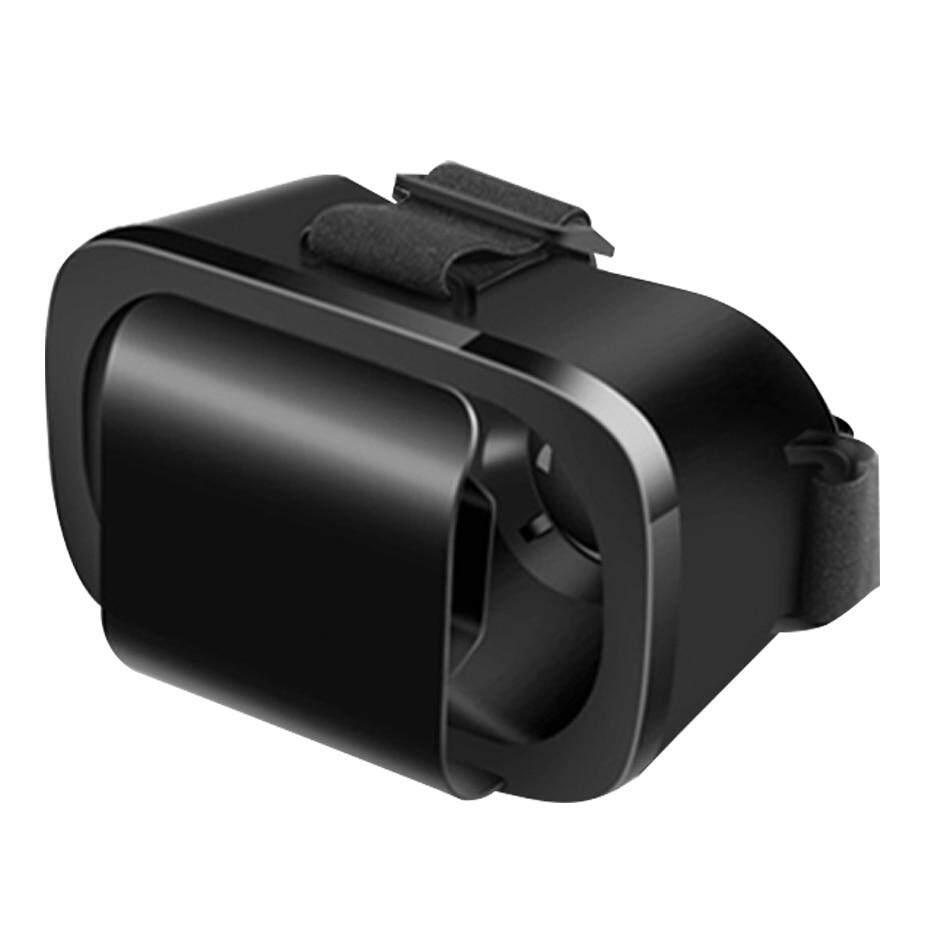Sẵn Sàng Cổ 3D VR Hộp Kính Thực Tế Ảo Kính Tai Nghe Của Google CardBoard VR Kính Dành Cho 4.7-6.0 Điện Thoại Thông Minh hình Ảnh Sống Động, đen