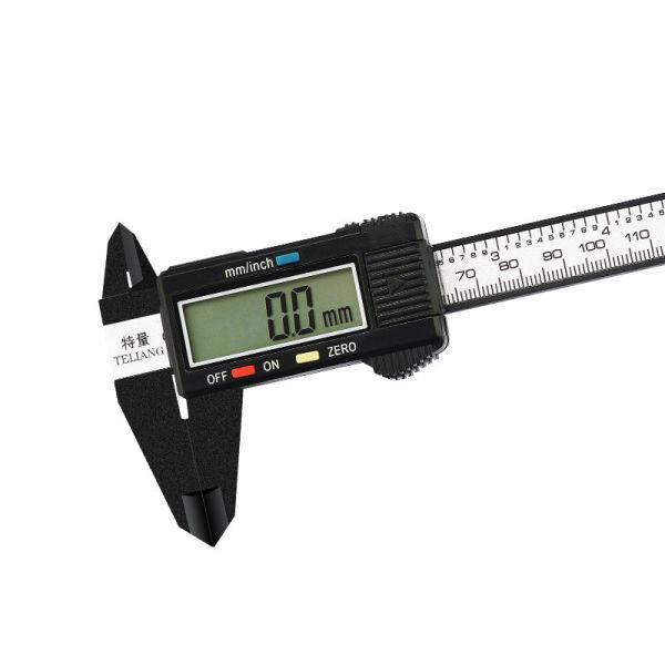 Digital display high precision vernier caliper 0-150 mini Wenwan Buddha jewelry jade with depth measurement caliper