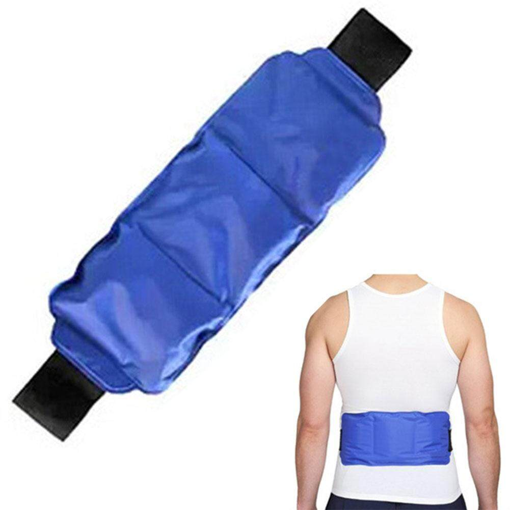 Portable Body With Strap Hot And Cold Soft Gel Wrap Pain Relief Ice Pack Set By Petworld1.