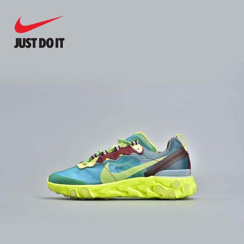 16abbd4bdd545 Nike Element 87 React Takahashi Shield sports shoes men's tide shoes  BQ2718-300-400