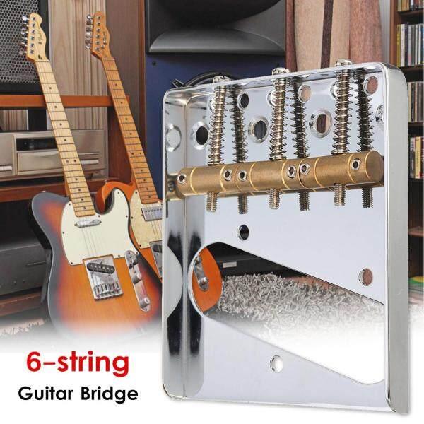 Cầu Yên 6 Bằng Đồng Phong Cách Cổ Điển Tele Cho Telecaster Đàn Guitar