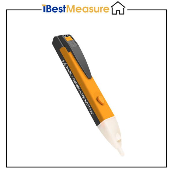 Bảng giá IBestMeasure 1 Chiếc Bút Thử Không Tiếp Xúc Màn Hình Kỹ Thuật Số Cảm Ứng An Toàn Phạm Vi Kép 90V Đến 1000V Máy Kiểm Tra Điện Áp Tại Nhà , Có Còi Đèn LED Điện Cực Cảm Ứng 1AC-D ( Xanh Dương/Vàng )