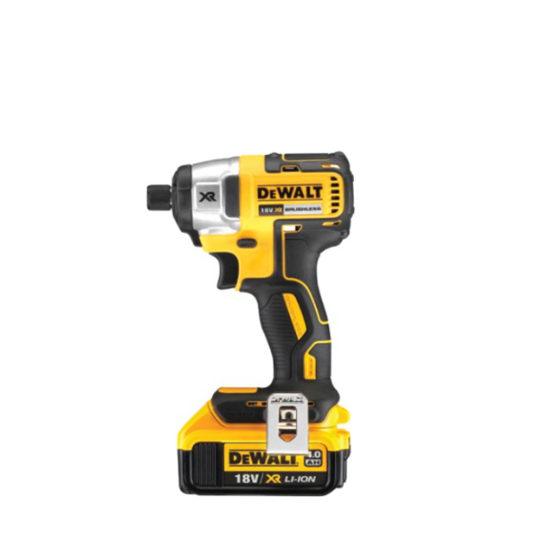 Dewalt CWHI787 Professional Electrical Cordless Brushless Impact Driver with Battery and Charger