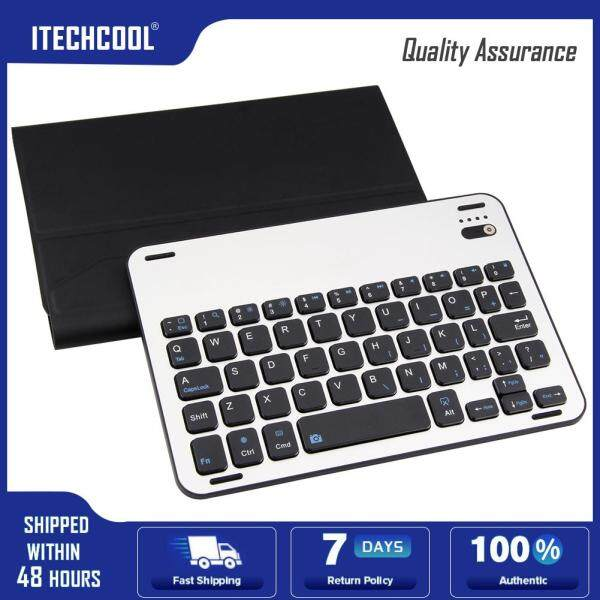 Bluetooth Wireless Keyboard with Case Cover for ipad Portable USB Wireless Bluetooth Keyboard Cover Singapore