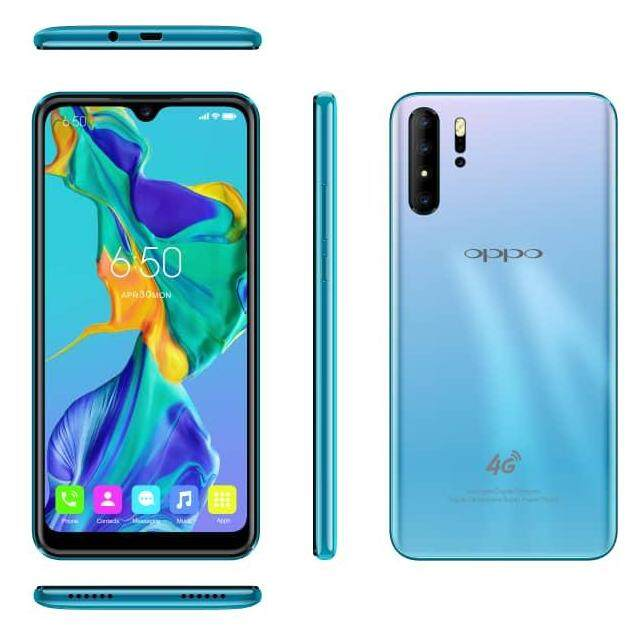 2019 NEW MODEL OPPO P3O 6 3inch Waterdrop Screen 3GB RAM/32GB ROM 4G LTE  AGPS [1 year Warranty]