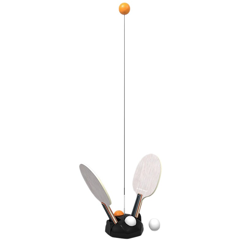 Bảng giá Table Tennis Trainer Equipment Rebound Robot Tennis Rebound Trainer Fixed Shaft Rapid For Ping Pong Ball Training