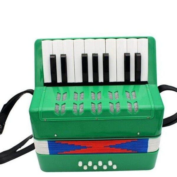 Childrens accordion beginners entry mini enlightenment musical toy儿童手风琴八8贝斯17键男女孩初学者入门迷你启蒙音乐器玩具9.14 er5x2.my Malaysia