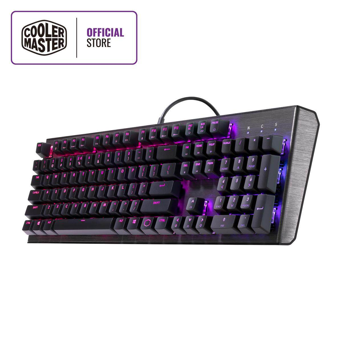Cooler Master CK550 RGB Gateron Mechanical Gaming (Full Layout / 108 Keys) Malaysia