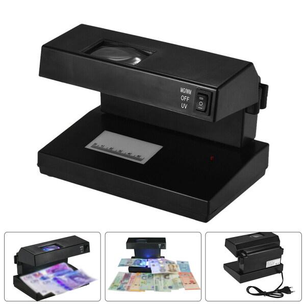 Máy Phát Hiện Tiền 2 Trong 1 9W Máy Kiểm Tra Tiền UV Mini Máy Phát Hiện Tiền Giả Polymer & Giấy Ngân Hàng