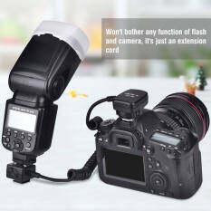 Dây Nối Dài Đồng Bộ Hóa Đèn Flash Máy Ảnh VILTROX TTL Cho Phụ Kiện Chụp Ảnh Giày Nóng 0.8M Của Nikon