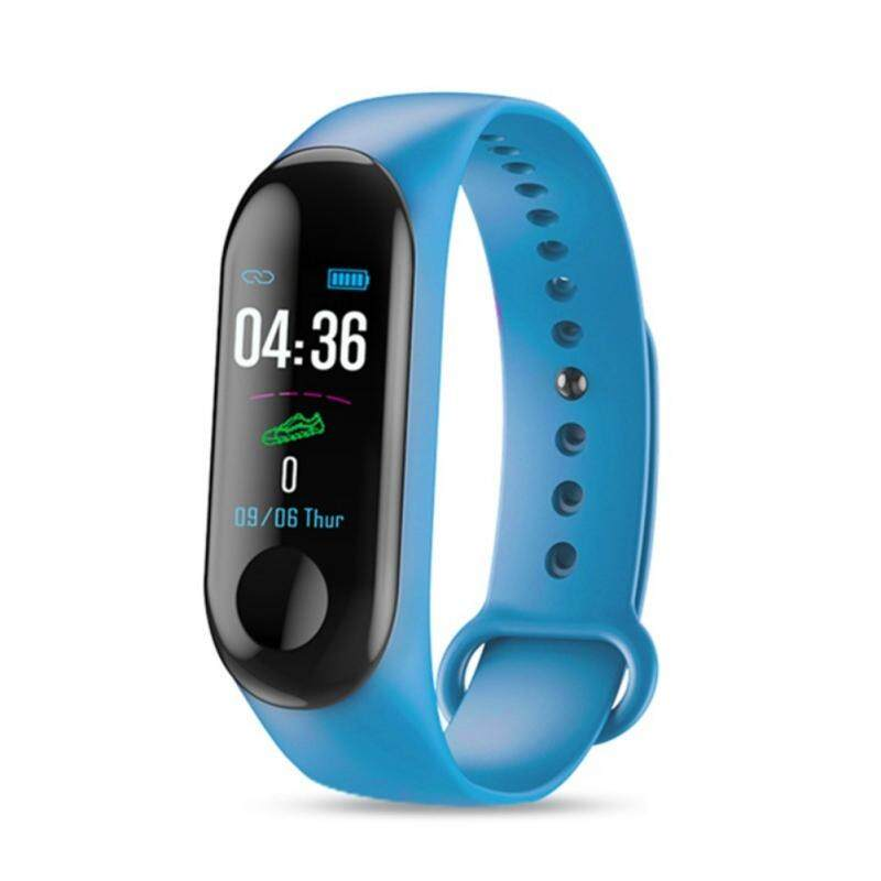 Smart Wristband for Bluetooth 4.0, Sport Multi-function USB Rechargeable Touch Control Sleeping Monitor Watch Malaysia